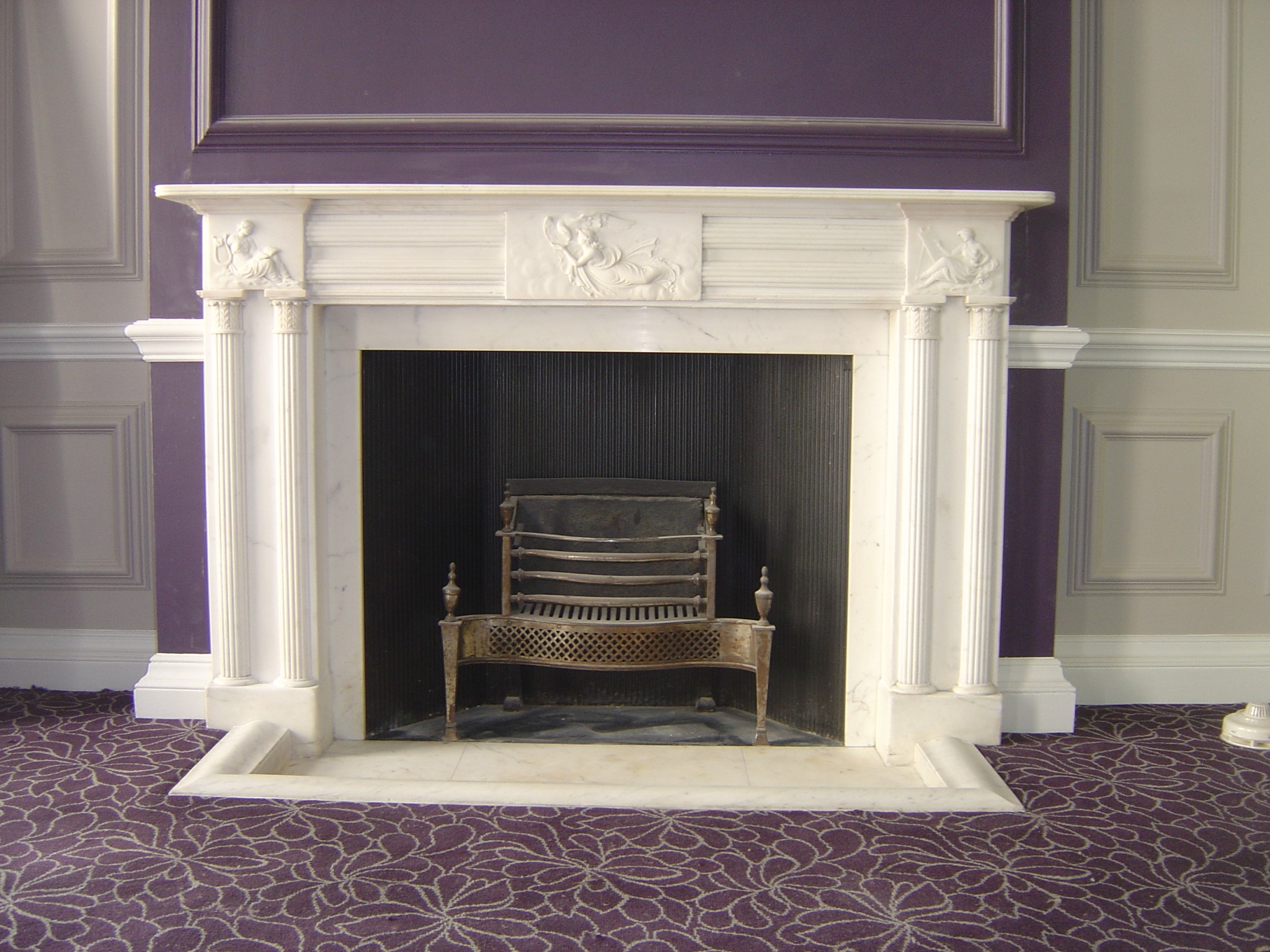 antique restored u0026 reproduction fireplaces london