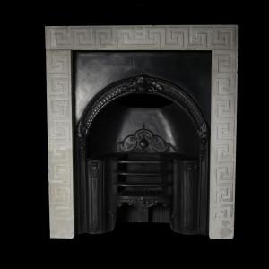 Portland Stone Fireplace