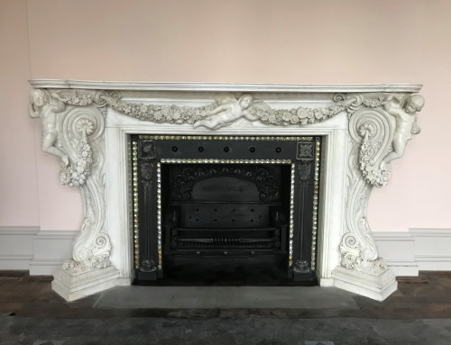 Gunnesbury Park Fireplace Restoration
